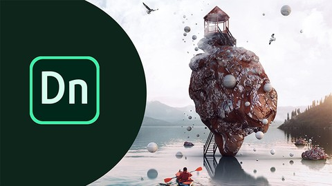Free udemy course - Adobe Dimension CC: Create Awesome 3D Models