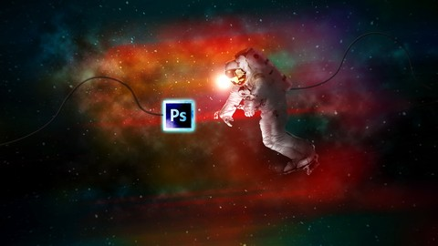 [Udemy Coupon] Space Explorer-Photo Composite Photo Manipulation Photoshop