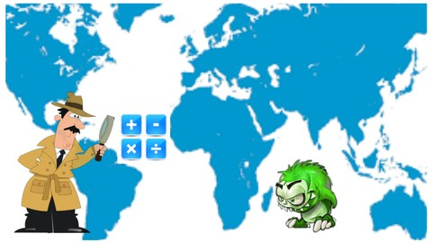 [Udemy Coupon] Travel Game for Kids Geography Math