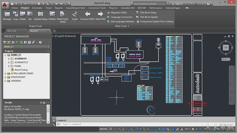 AutoCAD Electrical Advanced and Comprehensive Training*