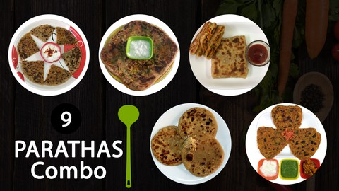 [Udemy Coupon] Indian Cooking | Combo of Paratha & Thepla