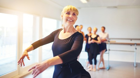 [Udemy Coupon] Adult Ballet for Absolute Beginners