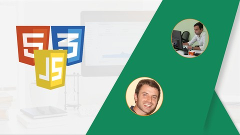 [Udemy Coupon] HTML, CSS, JavaScript – Landing Page with Modal Forms