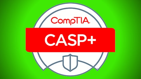 [Udemy Coupon] CAS-003 CompTIA Advanced Security Practitioner (CASP+) Exam
