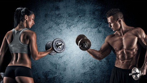 [Udemy Coupon] How To Build Muscle & Lose Fat Effectively