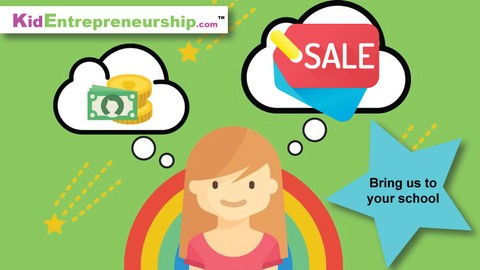 [Udemy Coupon] Kid Selling for Elementary and Middle School
