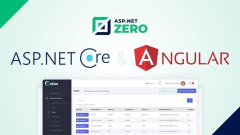 ASP.NET Zero: Development with ASP.NET Core & Angular
