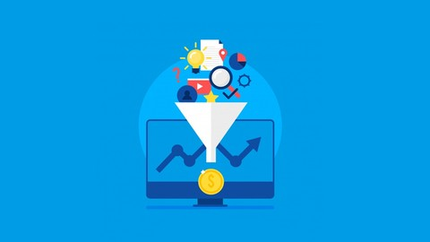 [Udemy Coupon] How To Create Sales Funnel in 25 minute (4 Step Formula)