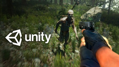 [Udemy Coupon] Create Your First FPS Survival Game With Unity Game Engine
