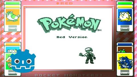 Netcurso-creando-juegos-en-godot-3-pokemon-red-capitulo-3