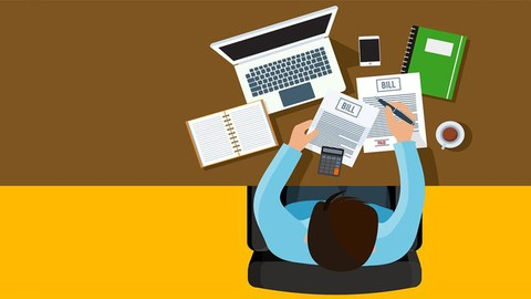 [Udemy Coupon] Bookkeeping & Accounting Course