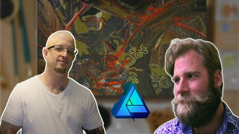 [Udemy Coupon] How to create Abstract art in Affinity Designer
