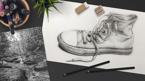 2334082 be3d - Pencil Drawing courses