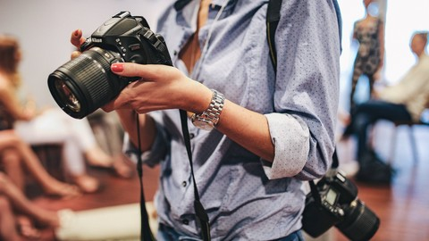 [Udemy Coupon] Grow Your Business By Becoming Go-To Photographer