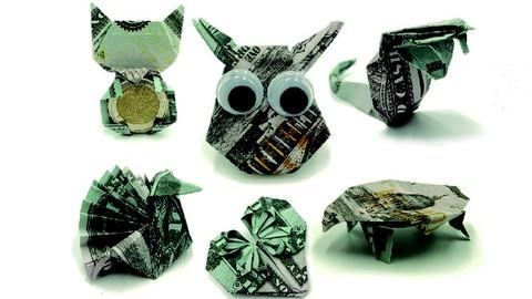 Netcurso - //netcurso.net/curso-de-origami-con-billetes