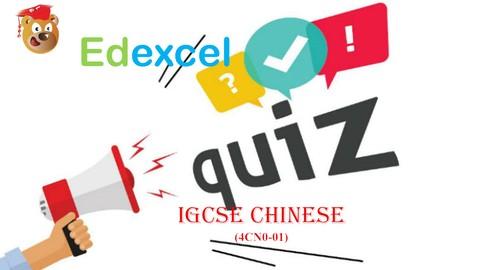 [Udemy Coupon] Edexcel IGCSE Chinese 4CN0-01 2018 Listening Online Quiz