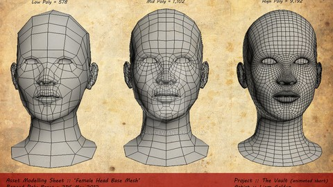 [Udemy Coupon] Character Modeling: Master the Anatomy of 3D Characters
