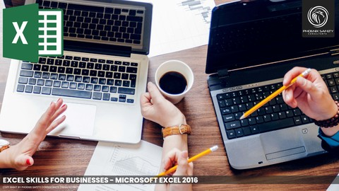 [Udemy Coupon] Excel Skills for Business – Scratch to Advanced Level
