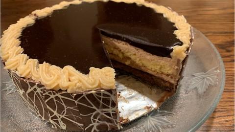 Netcurso - //netcurso.net/pastel-de-chocolate-y-avellana