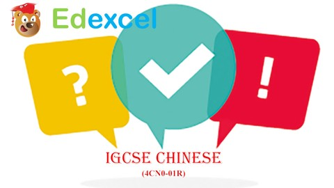 [Udemy Coupon] Edexcel IGCSE Chinese 4CN0-01R 2018 Listening Online Quiz