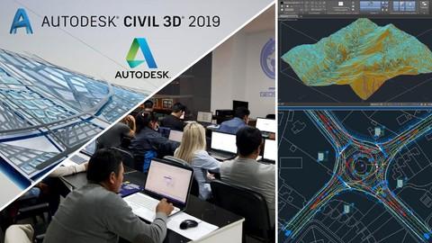 [Udemy Coupon] Civil 3D Tutorial Basico para Principiantes