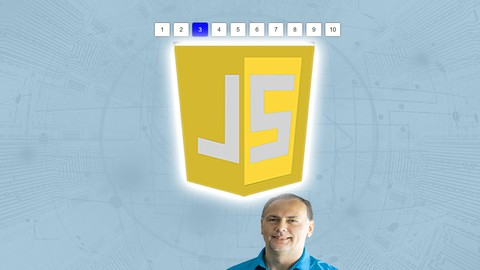 [Udemy Coupon] JavaScript Data Pagination Code