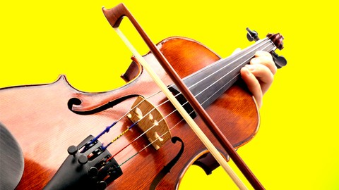[Udemy Coupon] Violin Beginner to Advanced Vibrato – VIBRATO MASTER COURSE