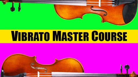 VIBRATO MASTER COURSE - Violin Beginner to Advanced Vibrato - Resonance School of Music