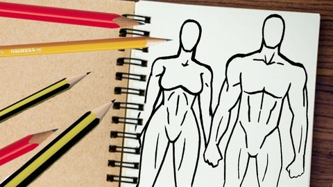 Netcurso - //netcurso.net/curso-de-dibujo-figura-humana-2