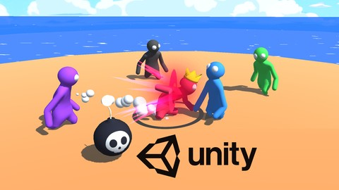 [Udemy Coupon] Unity game development, make games in just 4 hours