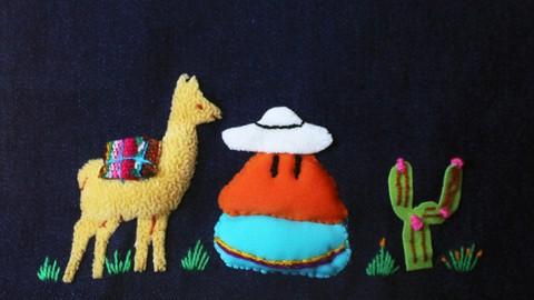 Netcurso - //netcurso.net/decora-tus-disenos-textiles-con-arpilleria-peruana