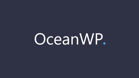 [Udemy Coupon] Criando um site com o Tema OceanWP