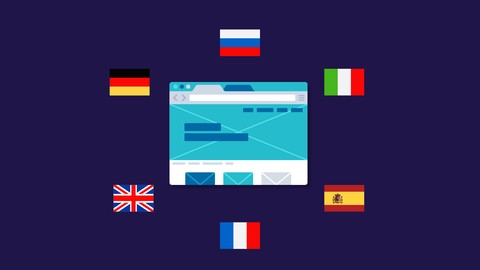 [Udemy Coupon] How to Make a WordPress Website Multilingual
