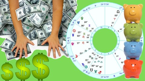 Astrology - How to Find the Hidden Money in Your Chart*