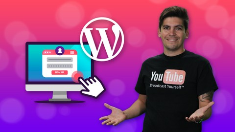 [Udemy Coupon] How To Make A Membership Website With WordPress