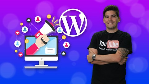 [Udemy Coupon] How To Make A Social Media Website With WordPress