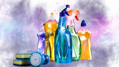 كيفية تصنيع ملمعات الزجاج والسيارة ومزيلات الدهون والصد