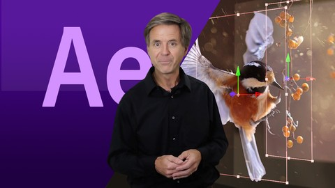 Sale: Udemy : How to Make 3D Looking Photos And Animated Them in AE