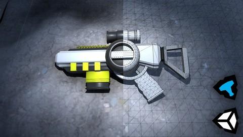 Netcurso - //netcurso.net/probuilder-disena-assets-3d-para-videojuegos-con-unity-3d