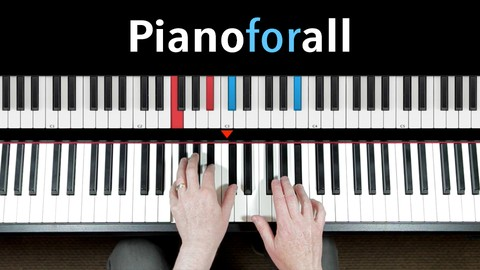 Piano & Keyboard for Beginners: The Pianoforall Online Class