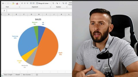 [Udemy Coupon] Microsoft Excel Fundamentals and Advanced Tricks