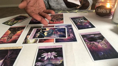 [Udemy Coupon] Learn Tarot Cards With A Professional Tarot Reader