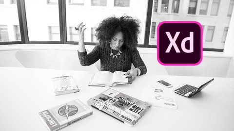 [Udemy Coupon] Adobe XD Mobile & Web UX/UI for Dummies – Learn in 3 Hours!