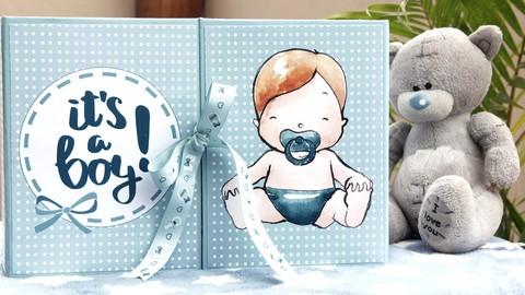Netcurso - //netcurso.net/karlizscrap-album-bebe