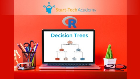 [Udemy Coupon] Decision Trees, Random Forests, AdaBoost & XGBoost in R