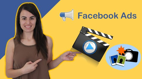 [Udemy Coupon] Design Facebook Ads images and videos like a PRO