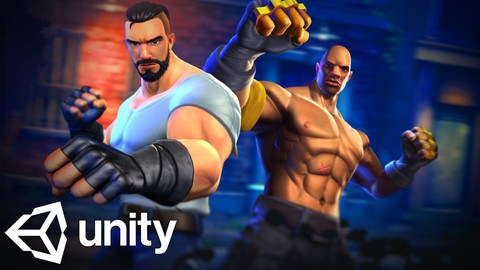 [Udemy Coupon] Unity Game Development: Create A 3D Beat Em Up Game