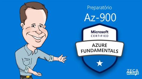Microsoft Azure ☁ + Preparação Certificação Oficial Az-900