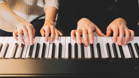 [Udemy Coupon] An Accelerated Piano Course for Beginners