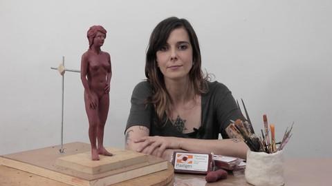 Netcurso-aprende-a-esculpir-la-figura-femenina